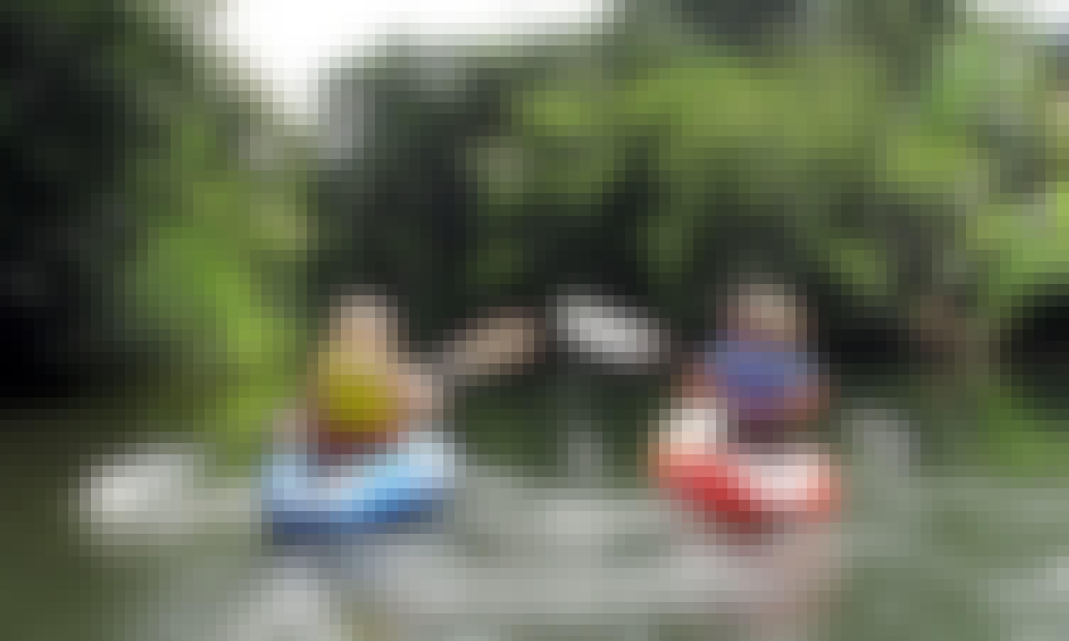 Rent a Single Kayak in Mahebourg, Mauritius