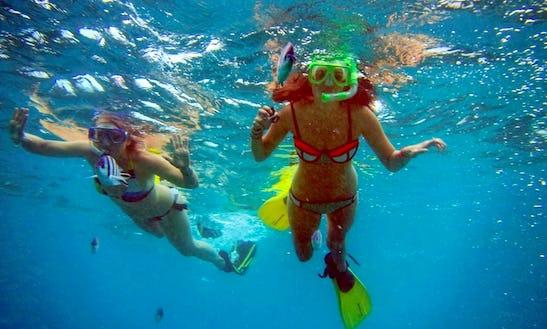 Enjoy Snorkeling Tours In Mahebourg, Mauritius