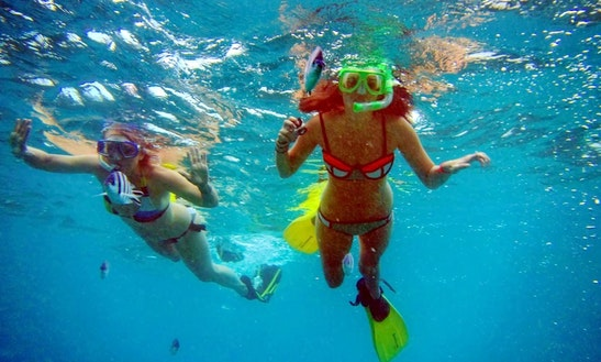 Enjoy Snorkeling Tours In Mahebourg, Mauritius