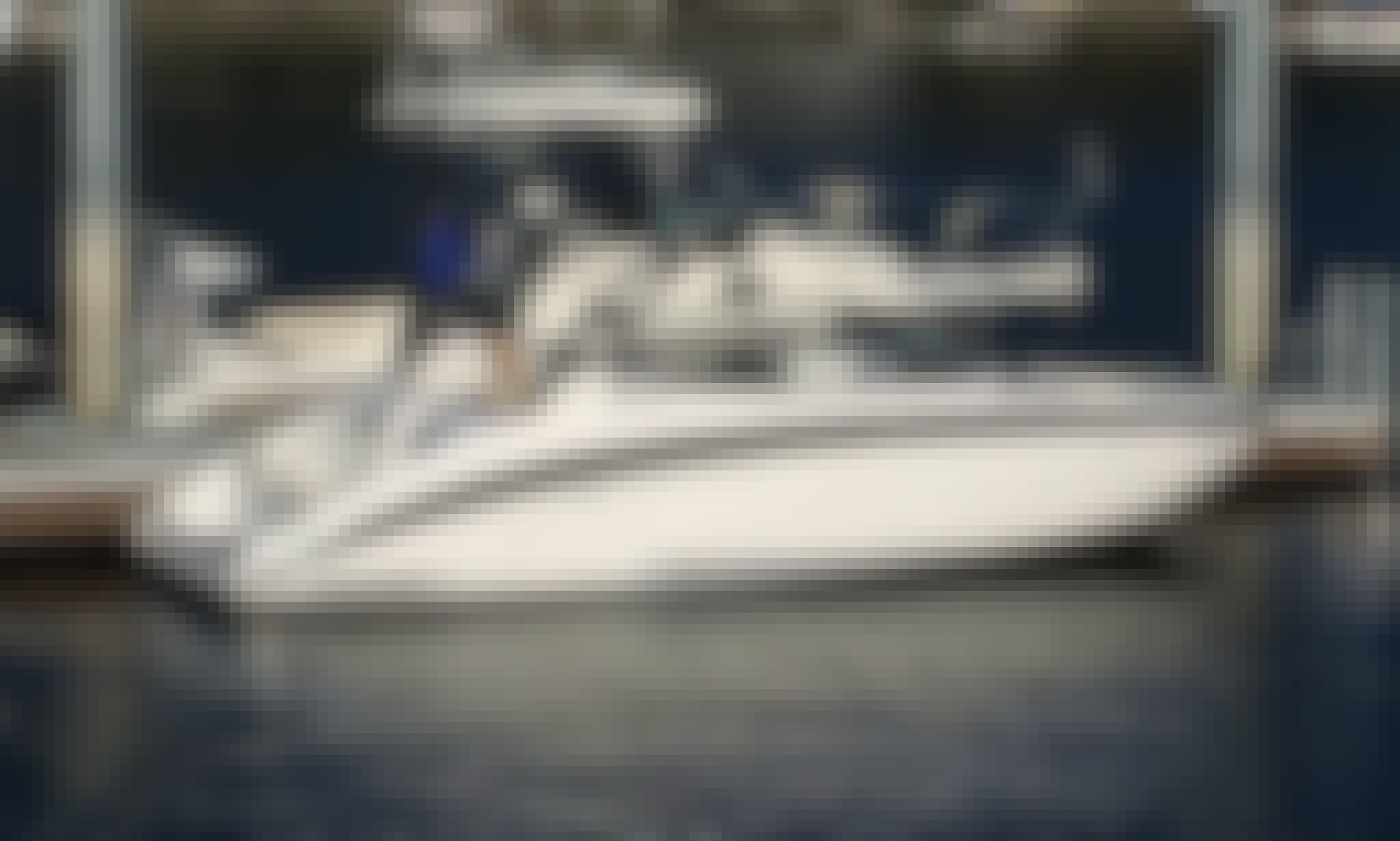 24' Yamaha Bowrider Rental In Lake Tapps, Washington