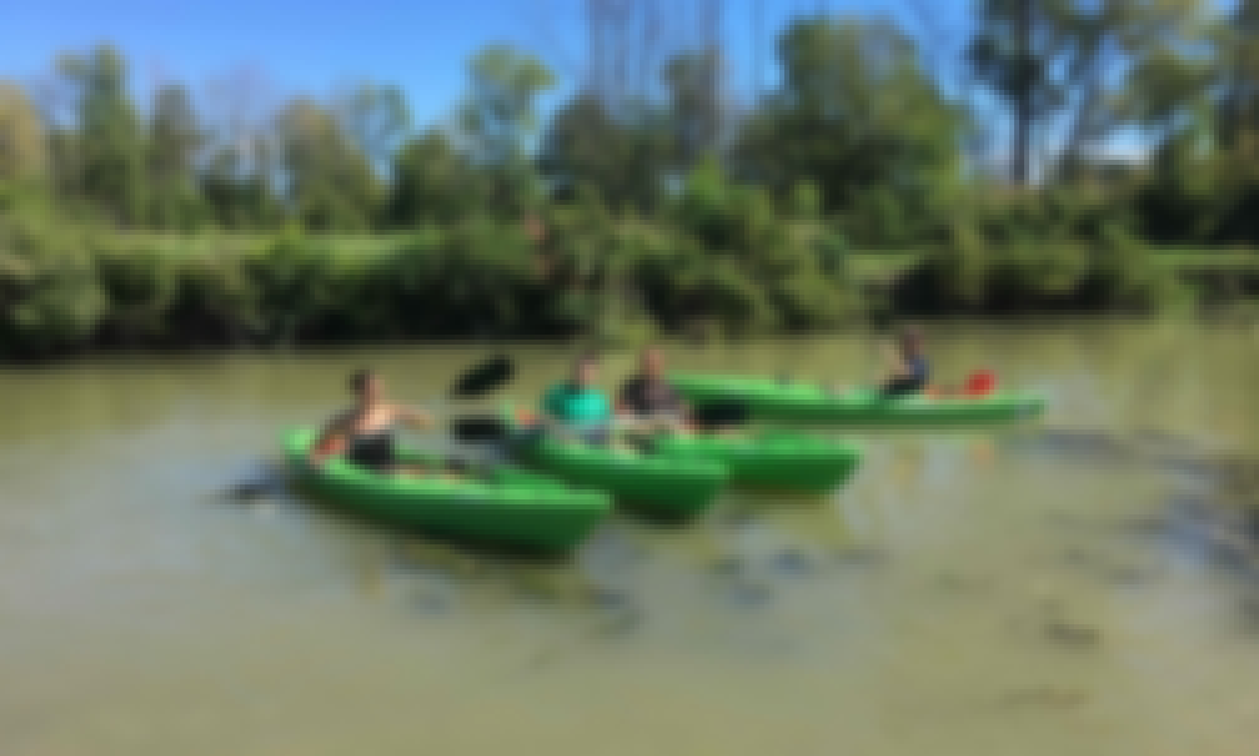Affordable Single Kayak Rental in Port Clinton, Ohio