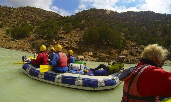 Enjoy Rafting Trips in Marrakech, Morocco