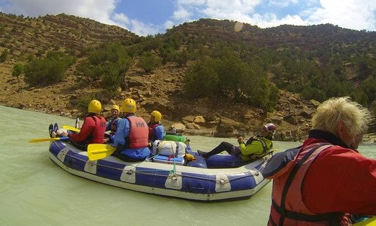 Enjoy Rafting Trips In Marrakech, Morocco