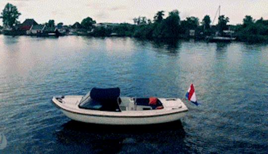 Rent 20' Makma Cuddy Cabin In Grou, Netherlands