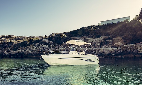 Rent Aquamar 17 Center Console In Alghero, Sardegna