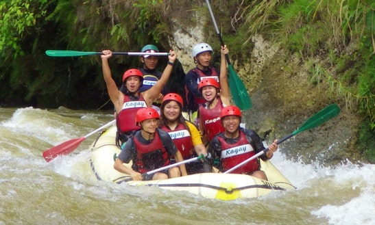 Enjoy Rafting Trips In Bouan, France
