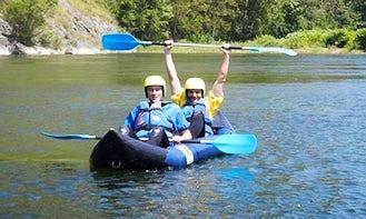 Enjoy Mini Rafting Trips in Bouan, France