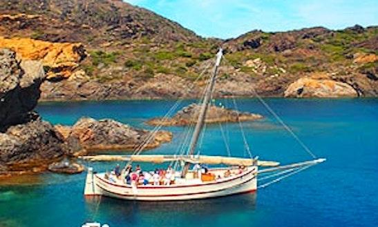 Sailing Mega Yacht Rental In Cadaqués