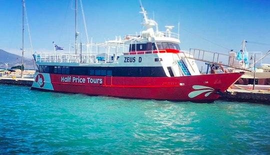 Enjoy A Fun Boat Tour In Rodos, Greece