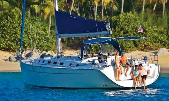 Charter A Minerva Cruising Monohull In Basseterre, Saint Kitts And Nevis