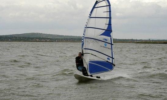 Enjoy Windsurfing Rentals In Gárdony, Hungary