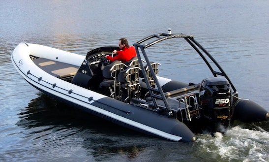 Charter 26' Osprey Vipermax Leisure Rigid Inflatable Boat In Knokke-heist, Belgium