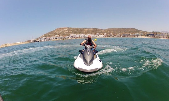 Rent A Two-seater Yamaha Vx1100 Jet Ski In Agadir, Morocco