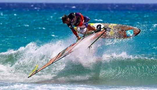 Complete Windsurfing Lessons And Rental In Campobello Di Mazara, Sicilia