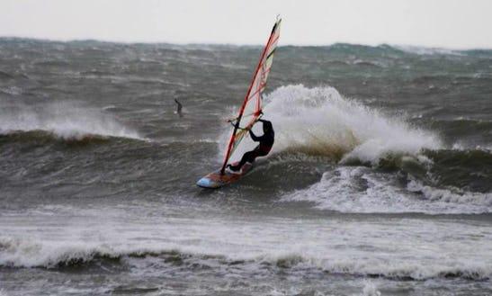 Enjoy Kiteboarding Lessons And Rental In Campobello Di Mazara, Sicilia