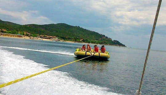 Enjoy Sofa Rides In Ouranoupoli, Chalcidice