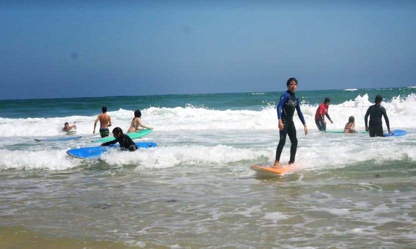 Enjoy Surfing Lessons & Rentals in Ferrel, Leiria