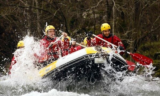 Enjoy Rafting Trips In Braga, Portugal