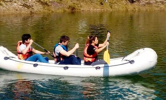Enjoy Canoeing Trips In Braga, Portugal