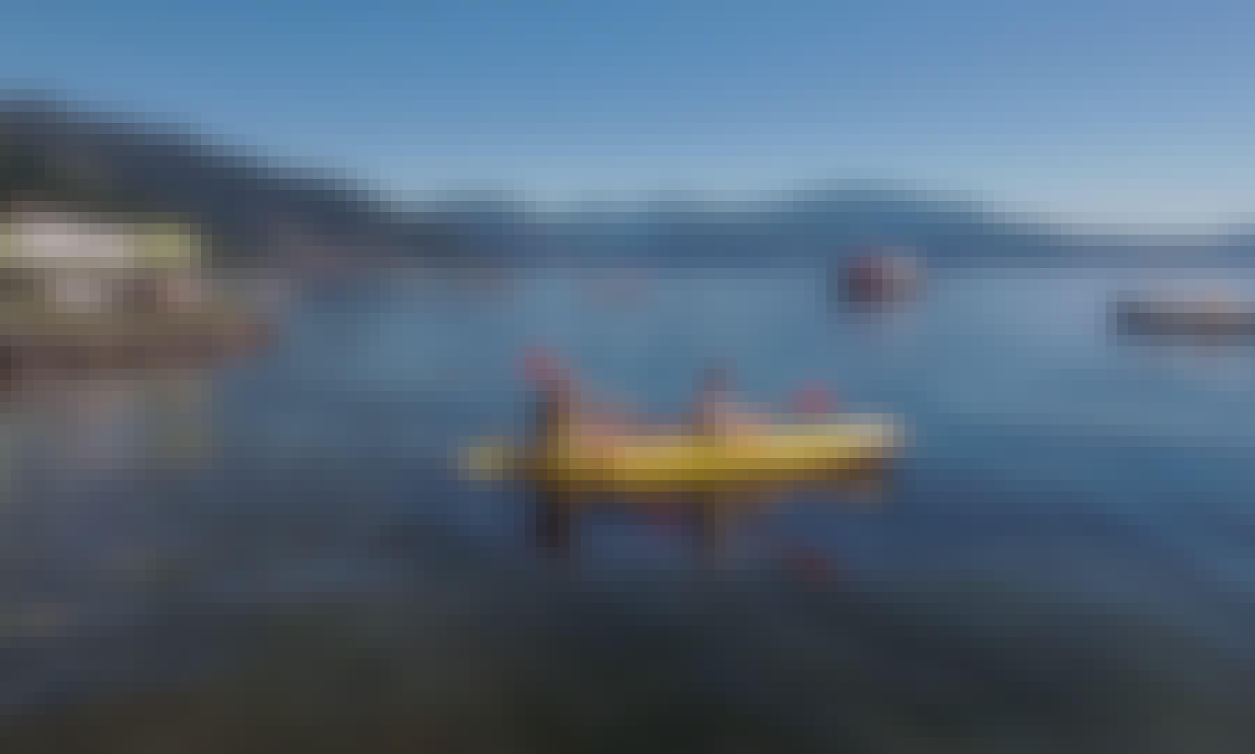 Canoe in Oggebbio