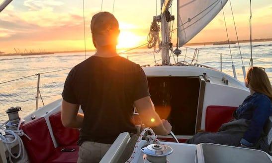 Sailing Charter On 37ft