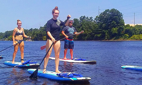 Paddleboard Rental In Myrtle Beach, South Carolina