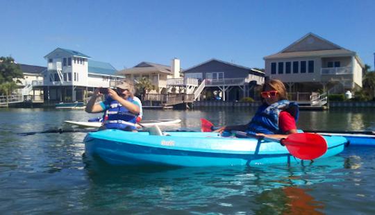 Kayak Rental In Myrtle Beach South Carolina
