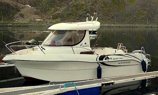 Enjoy Fishing In Honningsvåg, Norway On Cuddy Cabin