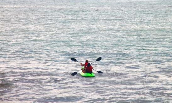 Double Kayak Rentals In Guanacaste, Costa Rica