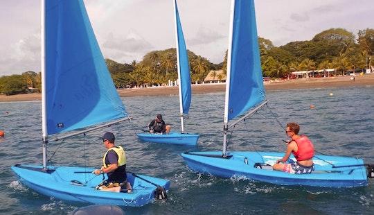 Rent A Sailing Dinghy In Guanacaste, Costa Rica