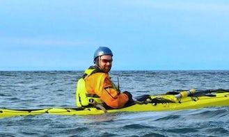 Rent a Kayak in Harstad, Norway