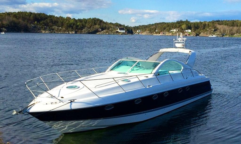 charter 50 39 fairline targa motor yacht in kristiansand. Black Bedroom Furniture Sets. Home Design Ideas