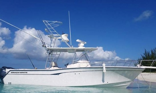 Enjoy Fishing In Providenciales, Turks And Caicos Islands On Sport Fisherman