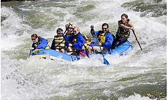 Enjoy Rafting In Loket, Czechia For 6 Pax