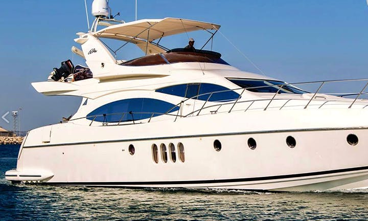 Charter 71' Azimut Power Mega Yacht in Larnaca, Cyprus