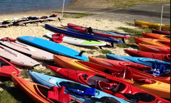Canoe Rental In Morrisville, Pennsylvania