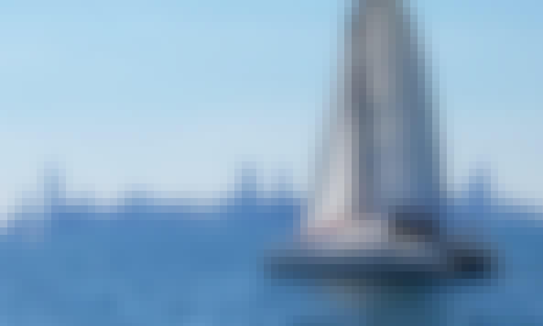 38' Cruising Catamaran Charter in Chicago, Illinois
