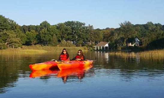 Kayak Rental In Stony Brook, New York