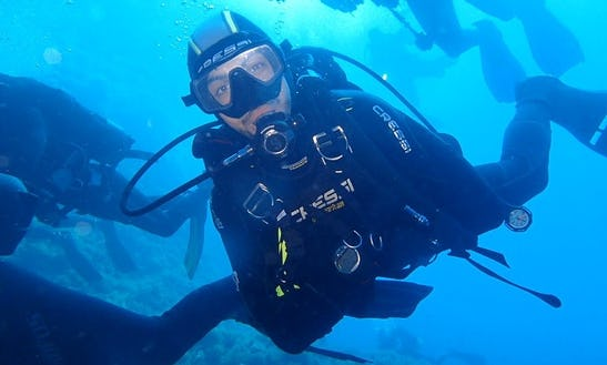 Enjoy Diving Trips In Ischia, Italy