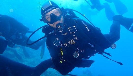 Enjoy Diving Trips In Ischia, Italy