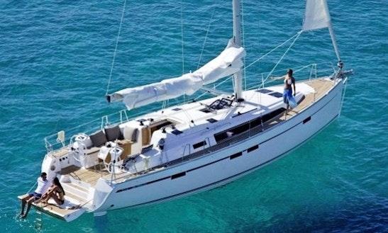 Charter 40' Bavaria Cruising Monohull In Latchi, Cyprus