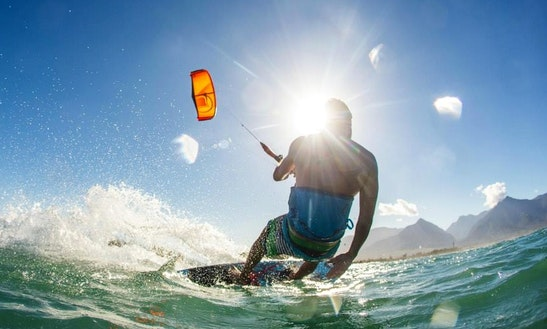Enjoy Kite Surfing Lessons In Copenhagen, Denmark