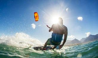 Kite Surfing Lessons in Copenhagen, Denmark