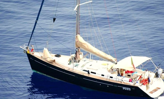 Charter A Cruising Monohull In Cagliari, Italy