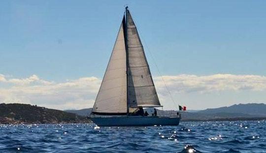 Charter 43' Cruising Monohull In Palau, Italy