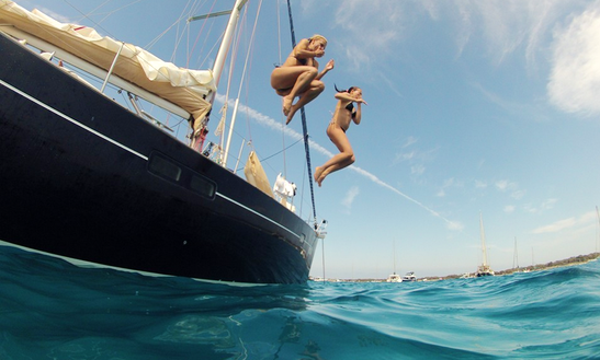Sailing Cruise In South Sardinia