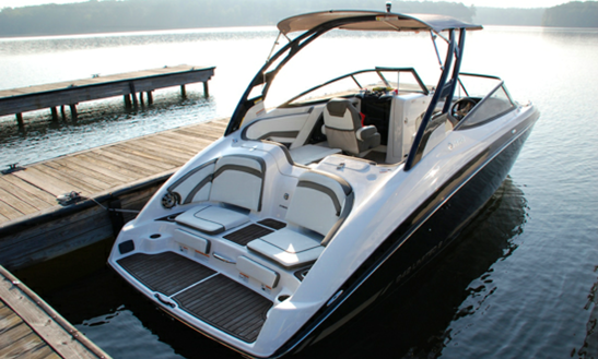 Captain Only - 21 Ft Yamaha Jetboat For Up To 8 People. Prices As Low As $115/hr