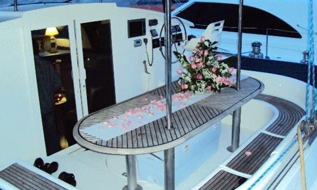 Creative Charter This 5639 Fountain Pajot Sailing Catamaran In