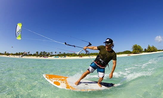Enjoy Kitesurfing Rentals And Lessons In Ostia, Rome