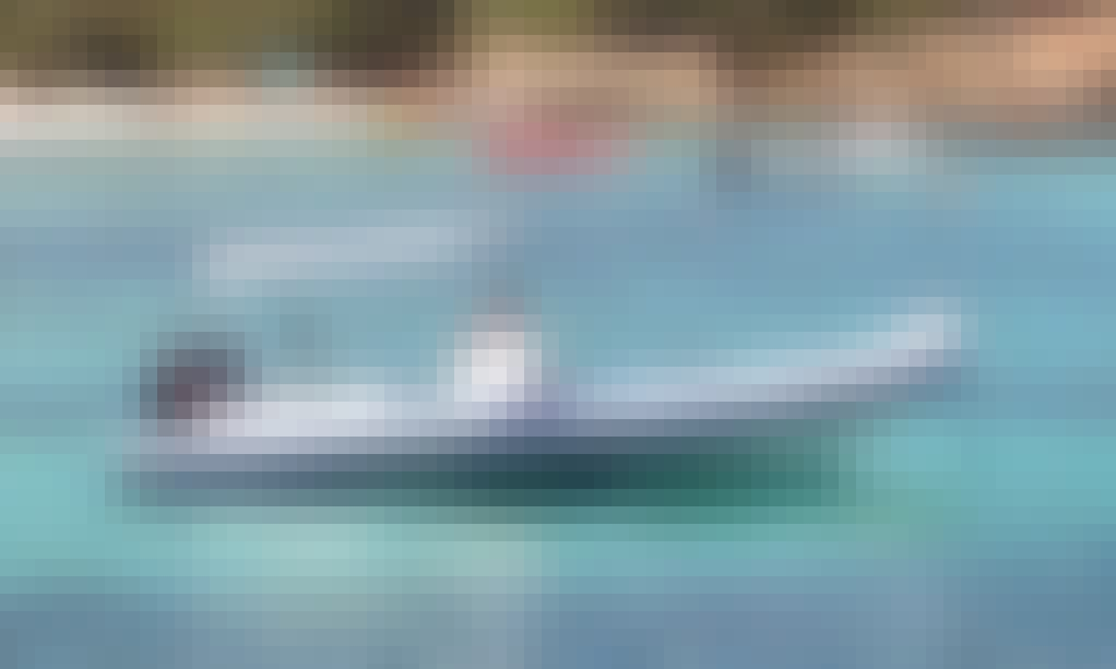 Rent 22' Nadir Rigid Inflatable Boat in Porto Vecchio, France
